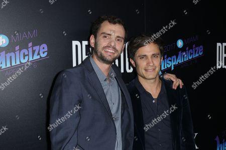 Editorial picture of 'Desierto' film premiere, Arrivals, Los Angeles, USA - 11 Oct 2016