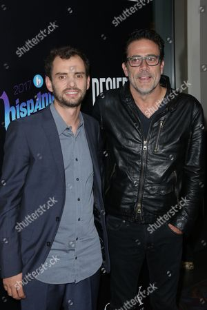 Editorial photo of 'Desierto' film premiere, Arrivals, Los Angeles, USA - 11 Oct 2016