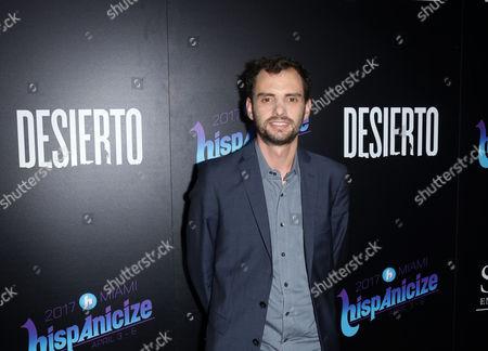 Stock Photo of Jonas Cuaron