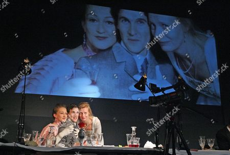 Editorial picture of 'Waves' play at the Cottesloe Theatre, London, Britain - 15 Nov 2006