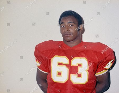 Kansas City Chiefs' Willie Lanier is seen, 1973
