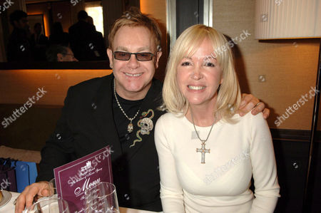 Elton John and Sally Greene
