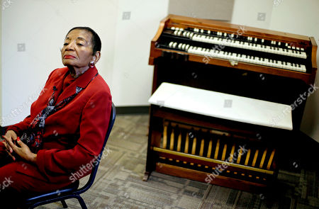 Christine King Farris Christine King Farris, the sister to Rev. Martin Luther King Jr., and daughter of Martin Luther King Sr., sits next to the organ played by her mother, Alberta Christine Williams King, at which she was fatally shot while playing during a church service in 1974, as the organ sits on display in the new Martin Luther King, Sr. Community Resources Complex in Atlanta. The new Atlanta community center intended to help low-income residents become more financially secure has been envisioned as a living legacy for the Rev. Martin Luther King Sr., father of the civil rights icon