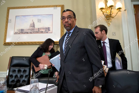 Billy Martin Prominent Washington attorney Billy Martin arrives at the House Ethics Committee where he is serving as an outside counsel to investigate the conduct of Rep. Maxine Waters, D-Calif., on Capitol Hill in Washington