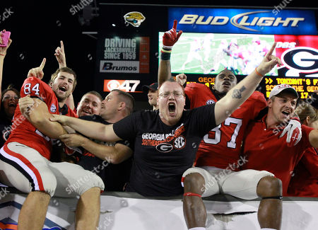 Editorial photo of Florida Georgia Football, Jacksonville, USA