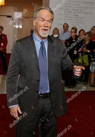 Loudon Wainwright III Entertainer Loudon Wainwright III, poses for photographers on the red carpet before entertainer Ellen DeGeneres receives the 15th annual Mark Twain Prize for American Humor at the Kennedy Center, in Washington