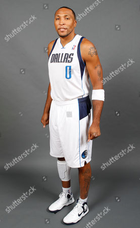 Shawn Marion Dallas Mavericks forward Shawn Marion (0)poses for photo during the team's media day, in Dallas