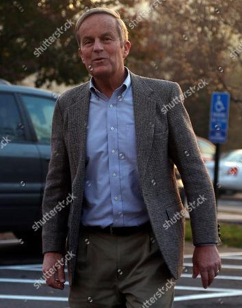 Todd Akin Missouri Senate candidate, Rep. Todd Akin, R-Mo., walks into his polling place, Star Bridge Christian Center, in Wildwood, Mo. Akin is running against incumbent Sen. Claire McCaskill, D-Mo