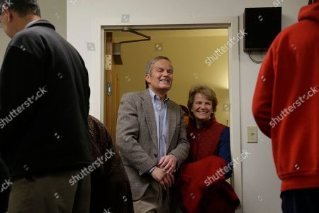Todd Akin Missouri Senate candidate, Rep. Todd Akin, R-Mo., walks into his polling place, Star Bridge Christian Center, with his wife Lulli, in Wildwood, Mo. Akin is running against incumbent Sen. Claire McCaskill, D-Mo