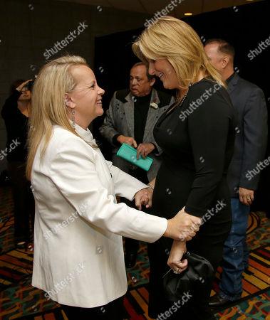 Mary Chapin Carpenter, Trisha Yearwood Mary Chapin Carpenter, left, greets Trisha Yearwood before the Nashville Songwriters Hall of Fame inductions, in Nashville, Tenn. Carpenter is one of the inductees