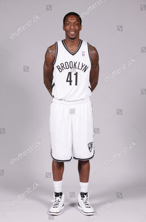 Editorial picture of Nets Media Day Basketball, New York, USA