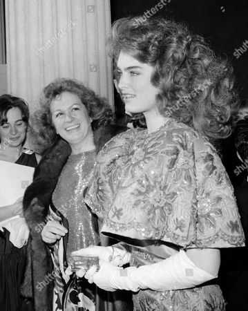Actress and model Brooke Shields, right with her mother Teri in New York. Teri Shields, who launched daughter Brooke's on-camera career when she was a baby and managed the young star into her 20s, died last week in New York City. Jill Fritzo, a spokeswoman for Brooke Shields, confirmed the death on . The New York Times reports that the elder Shields died following a long illness related to dementia. She was 79