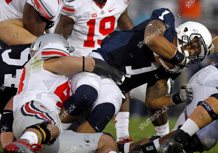 Editorial photo of Ohio St Penn St Football, State College, USA