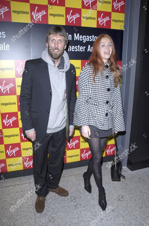 Editorial photo of New Virgin Megastore opening after party, Manchester, Britain - 21 Nov 2006