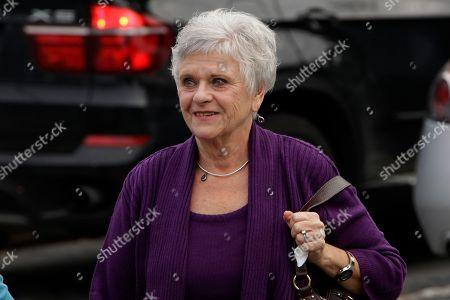 Dottie Sandusky Dottie Sandusky, the wife of former Penn State University assistant football coach Jerry Sandusky arrives for the sentencing of her husband at the Centre County Courthouse in Bellefonte, Pa., . Tuesday, Oct. 9, 2012