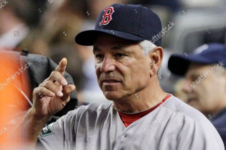 Bobby Valentine Boston Red Sox manager Bobby Valentine gestures during the fourth inning of a baseball game against the New York Yankees, in New York