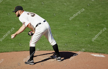 Brad Penny San Francisco Giants relief pitcher Brad Penny faces the Colorado Rockies during the ninth inning of their baseball game in San Francisco, . San Francisco won the game 9-2