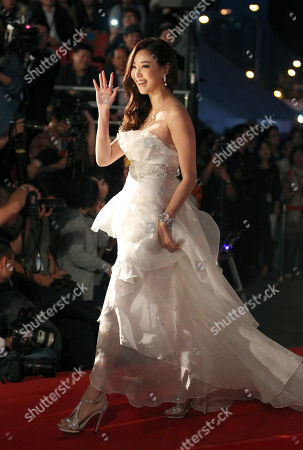 Kim Ha-neul South Korean actress Kim Ha-neul arrives to attend the opening ceremony of the Busan International Film Festival in Busan, South Korea