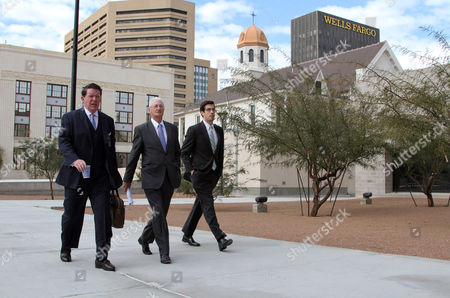 Christopher Tappin British Businessman Christopher Tappin, center, his attorney Dan Cogdell, left, and an unidentified man arrive at federal court in El Paso, Texas, . U.S. District Judge David Briones sentenced Tappin Wednesday to two years and nine months in prison, and said he would recommend that the Department of Justice approve any request by Tappin to be transferred to the United Kingdom. Tappin pleaded guilty in November to trying to buy missile parts and resell them to Iran