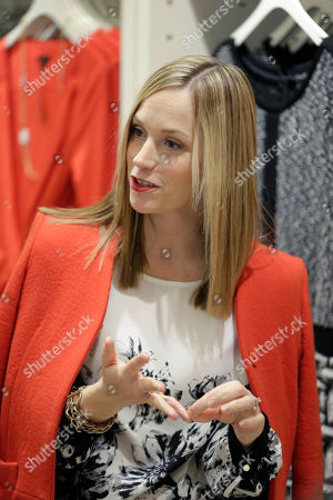 Lisa Axelson Creative director for Ann Taylor, Lisa Axelson discusses fashion at Ann Taylor's renovated location in The Westchester shopping mall in White Plains, N.Y. She pointed out the styles that she believes are the cornerstone of a woman's wardrobe in 2013