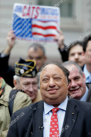 John Catsimatidis John Catsimatidis is introduced during a news conference on the steps of City Hall in New York, . Catsimatidis announced his intention to run for New York City mayor. The Republican joins an increasingly crowded field of GOP, Democratic and other candidates seeking to succeed the term-limited, Democrat-turned-Republican-turned independent Bloomberg