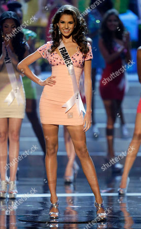 Editorial picture of Miss Universe 2012, Las Vegas, USA