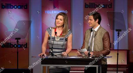 SMITH Gabriel Coronel and Sonya Smith announce the finalists in Premios Billboard de la Musica Latina 2013 during a tv show in Miami, . Don Omar has done it again. After leading the 2012 list of finalists for the Billboard Latin Music Awards with 16 finalist nods, he returns in 2013 with 18 nods, including Artist of the Year; Social Artist of the Year and Streaming Artist of the Year. Following with 12 nods is bachata star Romeo Santos, while urban duo Wisin & Yandel and the late Jenni Rivera are tied with 11 nods each