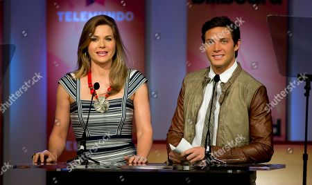 SMITH Sonya Smith, left, and Gabriel Coronel announce the finalists in Premios Billboard de la Musica Latina 2013 during a TV show in Miami, . After leading the 2012 list of finalists for the Billboard Latin Music Awards with 16 finalist nods, Don Omar returns in 2013 with 18 nods, including Artist of the Year; Social Artist of the Year and Streaming Artist of the Year. Following with 12 nods is bachata star Romeo Santos, while urban duo Wisin & Yandel and the late Jenni Rivera are tied with 11 nods each