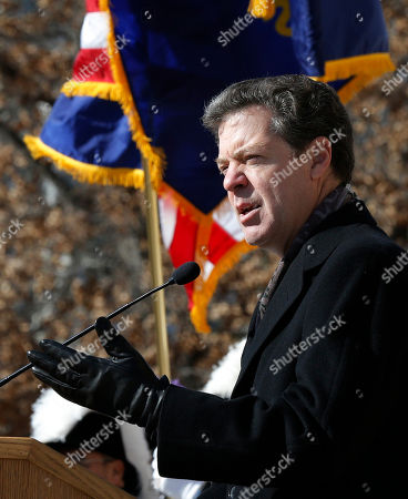 Sam Brownback Gov. Sam Brownback speaks during a pro-life rally on the steps of the Kansas Statehouse in Topeka, Kan., . His remarks came on the 40th anniversary of Roe v. Wade. Brownback has signed a series of tough, anti-abortion measures during his first two years in office. Much to the dismay of abortion-rights advocates, Kansas has been part of a wave in which states with Republican governors and GOP-controlled Legislatures enacted new restrictions on abortion providers