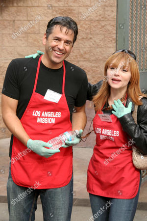 Tony Potts and Judy Tenuta