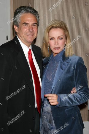 Donna Mills and Larry Gilman