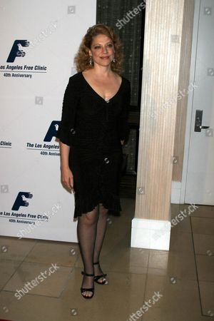 Editorial image of The Friends Of The LA Free Clinic Annual Dinner Gala, Beverly Hilton Hotel, Los Angeles, America - 20 Nov 2006