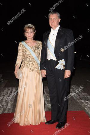 Crown Princess Margarita and Prince Radu of Romania