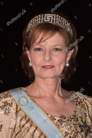 Stock Picture of Crown Princess Margarita of Romania