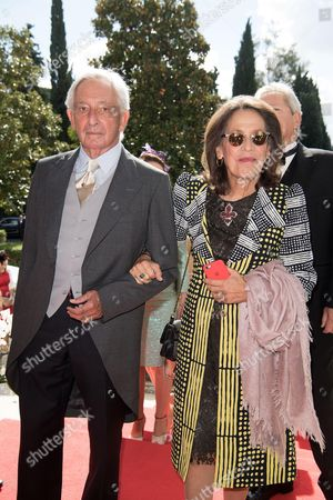 Prince Michael of Greece and Princess Marina of Greece