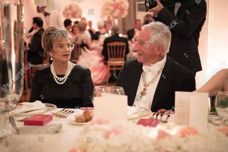 Princess Gloria Thurn und Taxis and Prince Michael of Greece