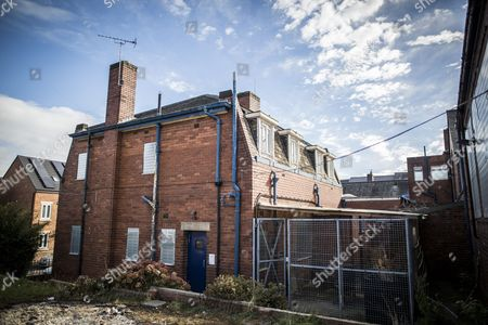 Editorial picture of Yorkshire Ripper police station due for demolition, Sheffield, UK - 10 Oct 2016