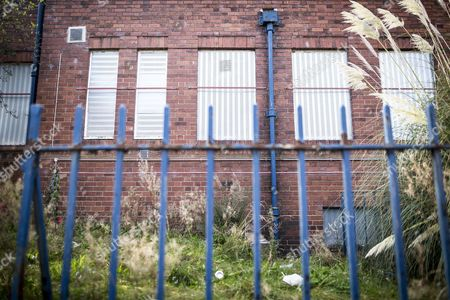 Stock Photo of Hammerton Road Police station in Sheffield where serial killer Peter Sutcliffe, known as the Yorkshire Ripper was first taken after he was arrested on the 2nd January 1981 & managed to hide a knife he was carrying in a toilet cistern at the station. The station has been closed since 2014 & demolition work is due to start today.