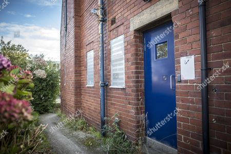 Editorial photo of Yorkshire Ripper police station due for demolition, Sheffield, UK - 10 Oct 2016