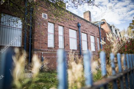 Stock Image of Hammerton Road Police station in Sheffield where serial killer Peter Sutcliffe, known as the Yorkshire Ripper was first taken after he was arrested on the 2nd January 1981 & managed to hide a knife he was carrying in a toilet cistern at the station. The station has been closed since 2014 & demolition work is due to start today.