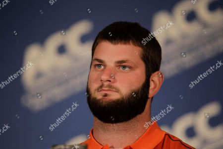 Dalton Freeman Clemson's Dalton Freeman speaks to the media during an Atlantic Coast Conference college football kickoff news conference in Greensboro, N.C