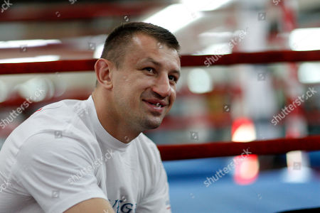 Tomasz Adamek Polish heavyweight boxer Tomasz Adamek prepares to work out at World Boxing and Fitness Center in Jersey City, N.J., . Adamek is scheduled to fight Travis Walker on Sept. 8 in Newark, N.J