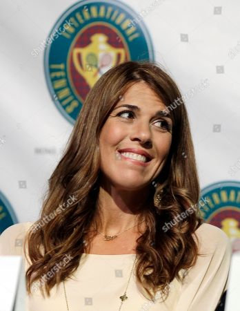 Jennifer Capriati International Tennis Hall of Fame inductee Jennifer Capriati smiles during a news conference prior to induction ceremonies in Newport, R.I. Capriati won't have to face battery and stalking charges stemming from a 2013 confrontation with an ex-boyfriend. A spokesman for the Palm Beach County state attorney's office said, that Capriati completed 30 hours of community service at a Tampa hospital and four hours of anger management counseling under a deferred prosecution agreement. The case was dropped Monday morning