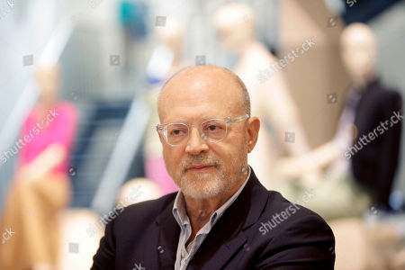 """Mickey Drexler This photo shows J. Crew CEO Millard """"Mickey"""" Drexler at a J. Crew store in New York. Under his leadership, J. Crew has carved out a place in the fashion hierarchy that's just between trendsetter and accessible, and Drexler seems to like living in that space"""