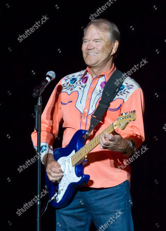 Editorial picture of Glen Campbell Homecoming, Little Rock, USA