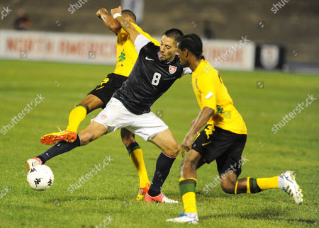 Editorial picture of Jamaica USA World Cup Soccer, Kingston, Jamaica
