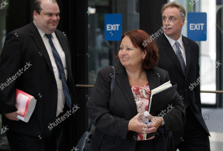 Stock Picture of James Mckay Lead prosecutor James Mckay, right, and members of his team leave the criminal courts building after a Cook County judge convicted William Balfour to three life sentences plus 120 years for the murders of the mother, brother and nephew of Grammy and Oscar award winner Jennifer Hudson, in Chicago. The sentencing came after Circuit Judge Charles Burns denied a request from Balfour for a new trial. Balfour faced a mandatory life sentence. Illinois does not have the death penalty