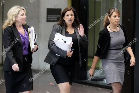 Amy Thompson Defense attorney Amy Thompson, center and members of her team leave the criminal courts building after a Cook County judge convicted William Balfour to three life sentences plus 120 years for the murders of the mother, brother and nephew of Grammy and Oscar award winner Jennifer Hudson, in Chicago. The sentencing came after Circuit Judge Charles Burns denied a request from Balfour for a new trial. Balfour faced a mandatory life sentence. Illinois does not have the death penalty