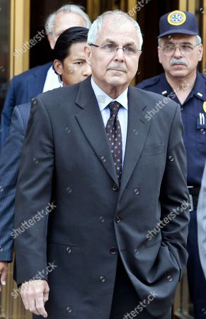 Editorial picture of Madoff Plea, New York, USA