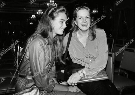 Stock Photo of Actress and model Brooke Shields, left, with her mother Teri Shields. Teri Shields, who launched daughter Brooke's on-camera career when she was a baby and managed the young star into her 20s, died last week in New York City. Jill Fritzo, a spokeswoman for Brooke Shields, confirmed the death on . The New York Times reports that the elder Shields died following a long illness related to dementia. She was 79